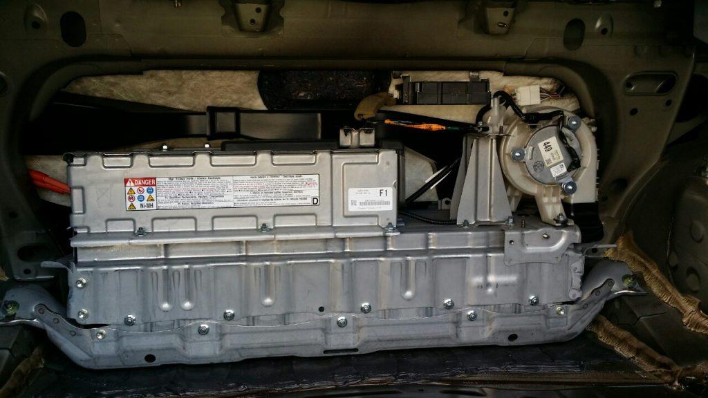 Высоковольтная батарея Lexus ES300h
