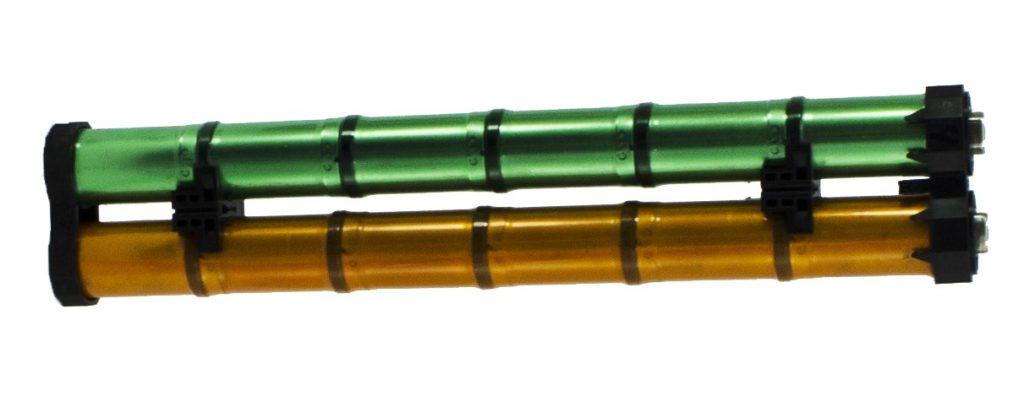 Пара элементов батареи Honda Civic (бамбуки)