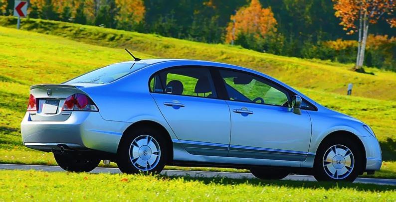 Хонда Цивик гибрид – менять или ремонтировать ВВБ